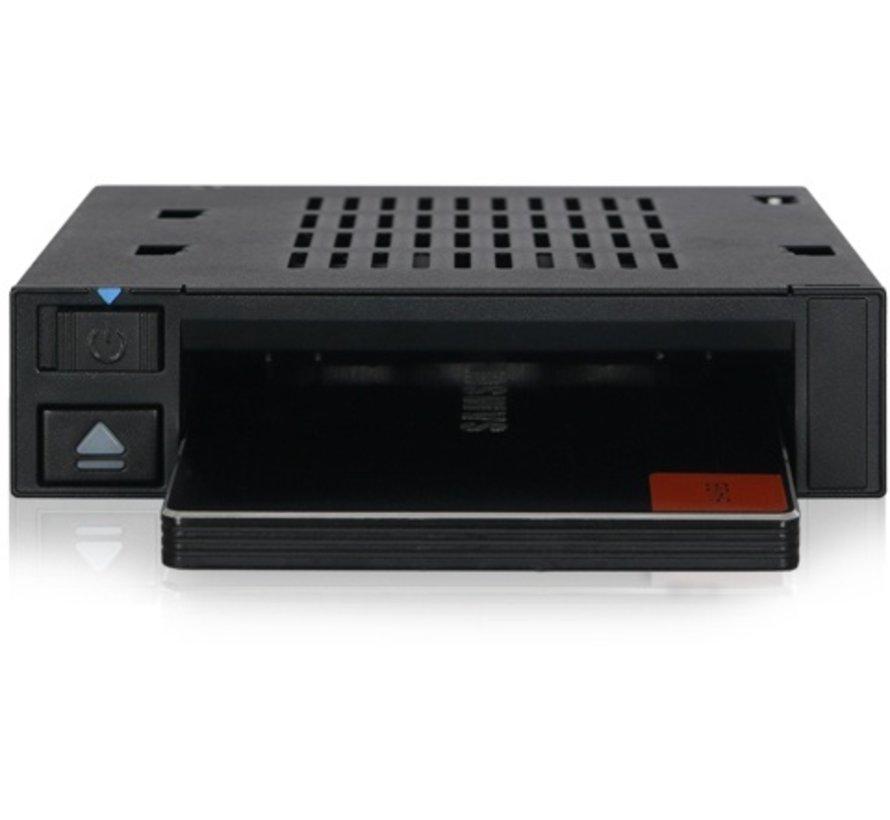 """Icy Dock flexiDOCK MB521SP-B 2,5"""" SATA voor externe 3,5"""""""