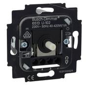 ABB Busch-Jaeger Busch-Jaeger Dimmer Inbouw 40-420W Tronic Druk-Wissel Element