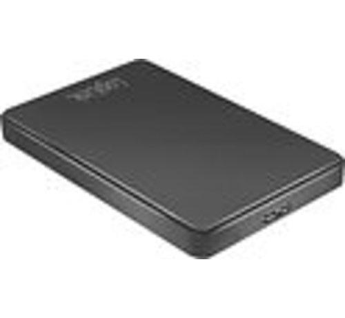 Logilink LogiLink UA0339 behuizing voor opslagstations 2.5'' HDD-/SSD-behuizing Zwart