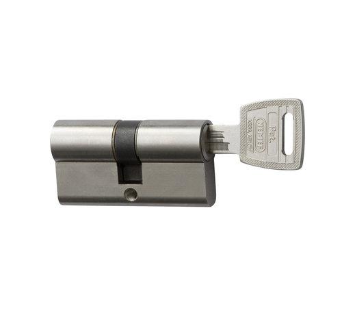 Nemef Nemef Veiligheidscilinder Dubbel 132/9P - 2 stuks gelijksluitend incl. 6 sleutels - SKG***