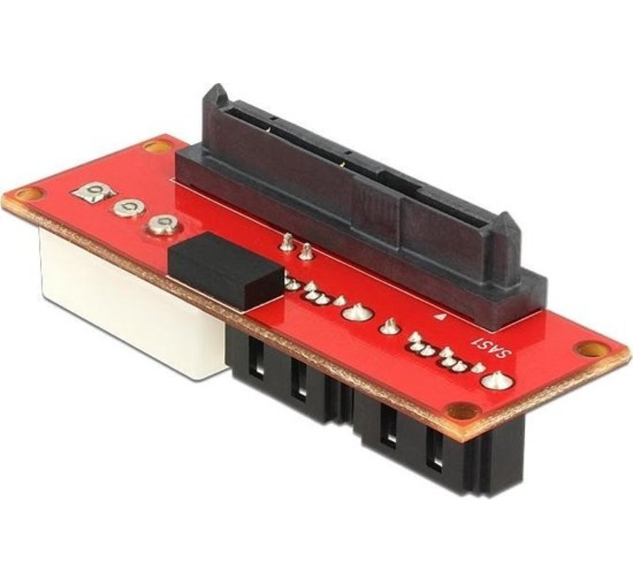 DeLOCK 62469 interfacekaart/-adapter SATA Intern