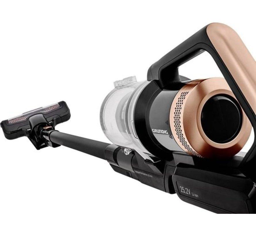 Grundig VCP 3930 Accu-handstofzuiger 25.2 V Zuigborstel met motor