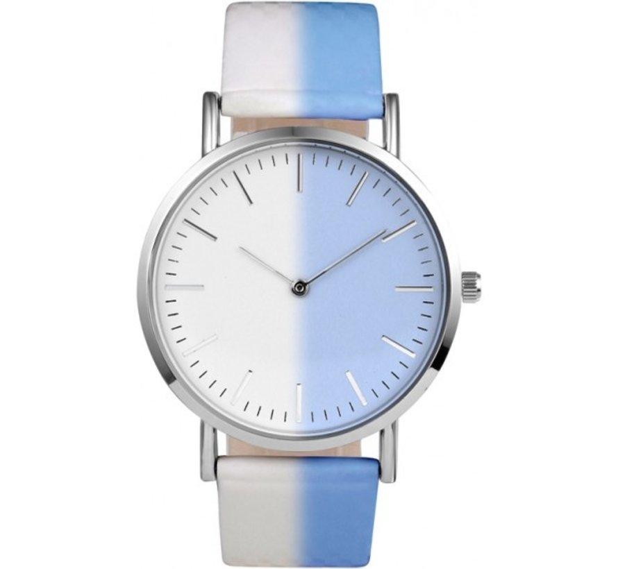 Horloge Chameleon UV CLR blauw