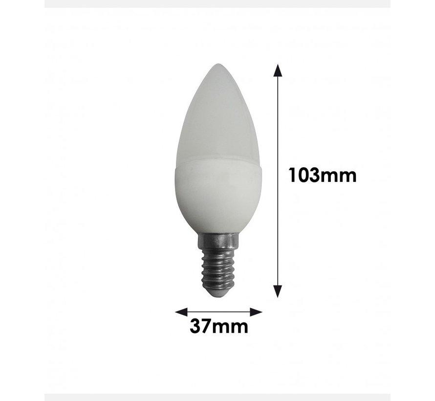 Prolumia KAARS LED-lamp E14 Kaars 2700K 40931530 10 stuks verpakking
