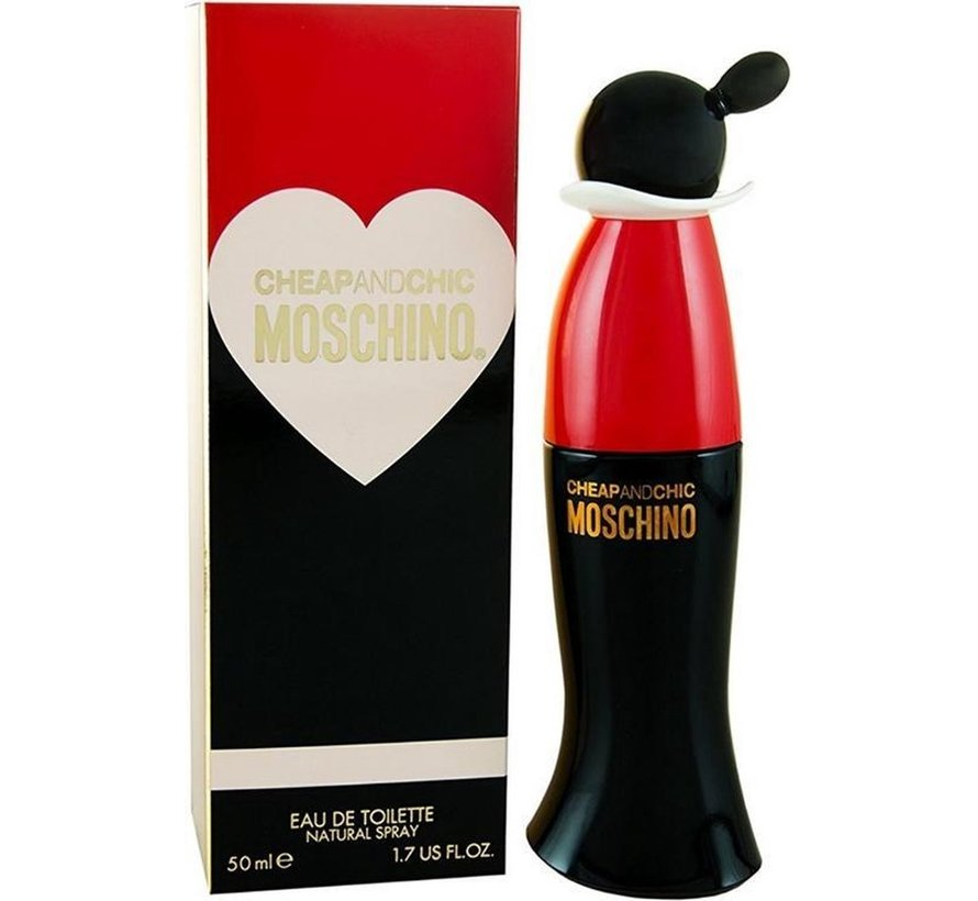 Moschino Cheap And Chic - 50 ml - Eau de toilette