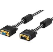 Ednet Ednet 84533 VGA kabel 3 m VGA (D-Sub) Zwart