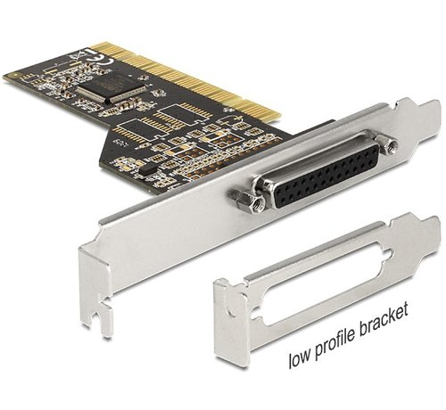 Delock DeLOCK 89362 interfacekaart/-adapter Parallel Intern