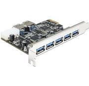 Delock Delock - PCI Express Kaart - 5 x extern + 2 x intern USB 3.0