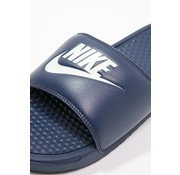 Nike Nike Unisex Benassi Just do It Blauw/Wit