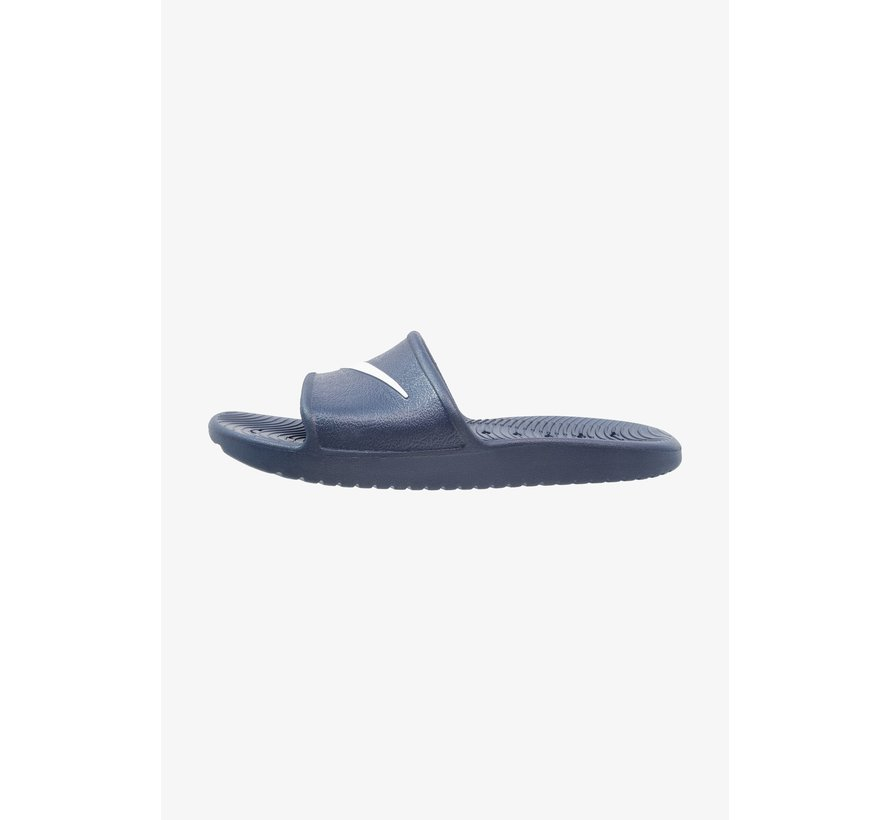 Nike Unisex Kawa Shower Blauw/wit