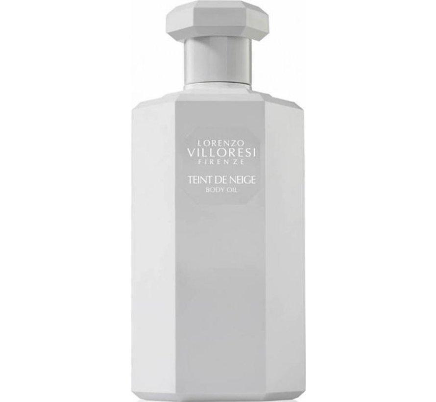 Lorenzo Villoresi Teint de Neige - olio per il corpo - body olie - 250ml