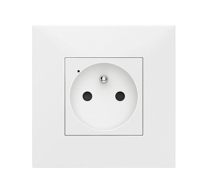 Legrand Valena Next Netatmo - Geconnecteerd stopcontact 16A Wit 741911