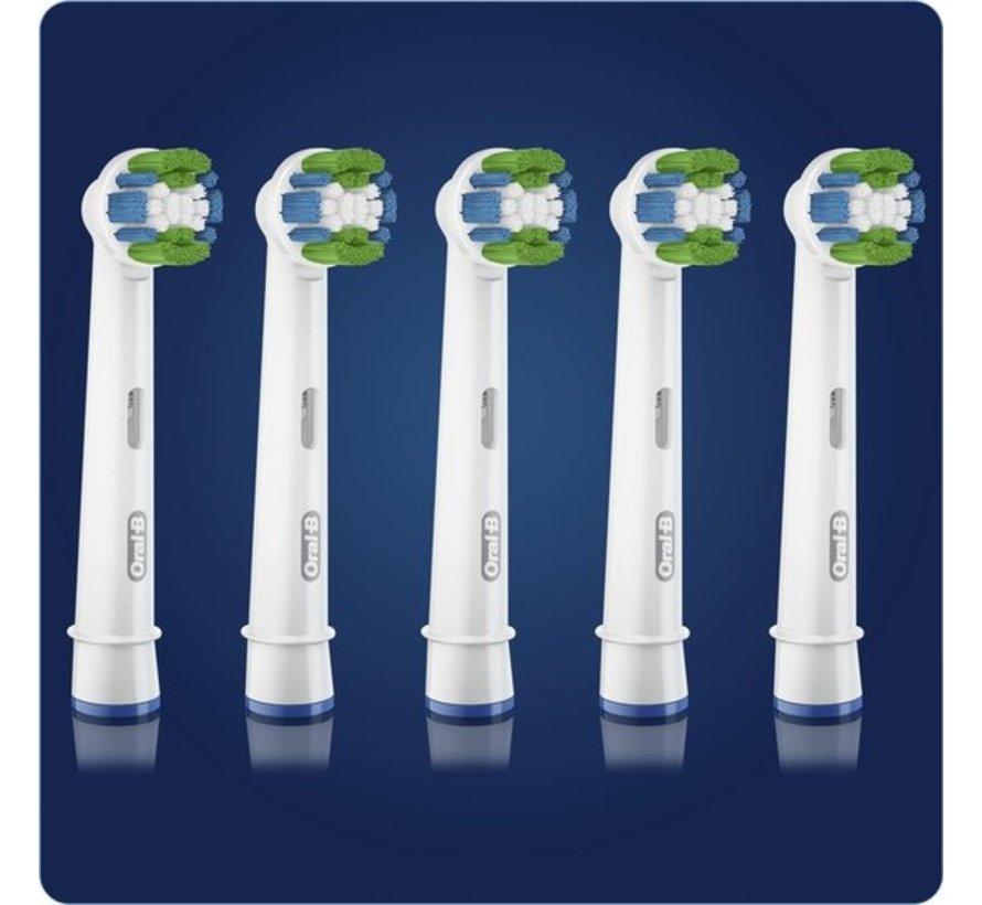 Oral-B Precision Clean Improved Opzetborstel Met CleanMaximiser-technologie, Verpakking Van 5 Stuks