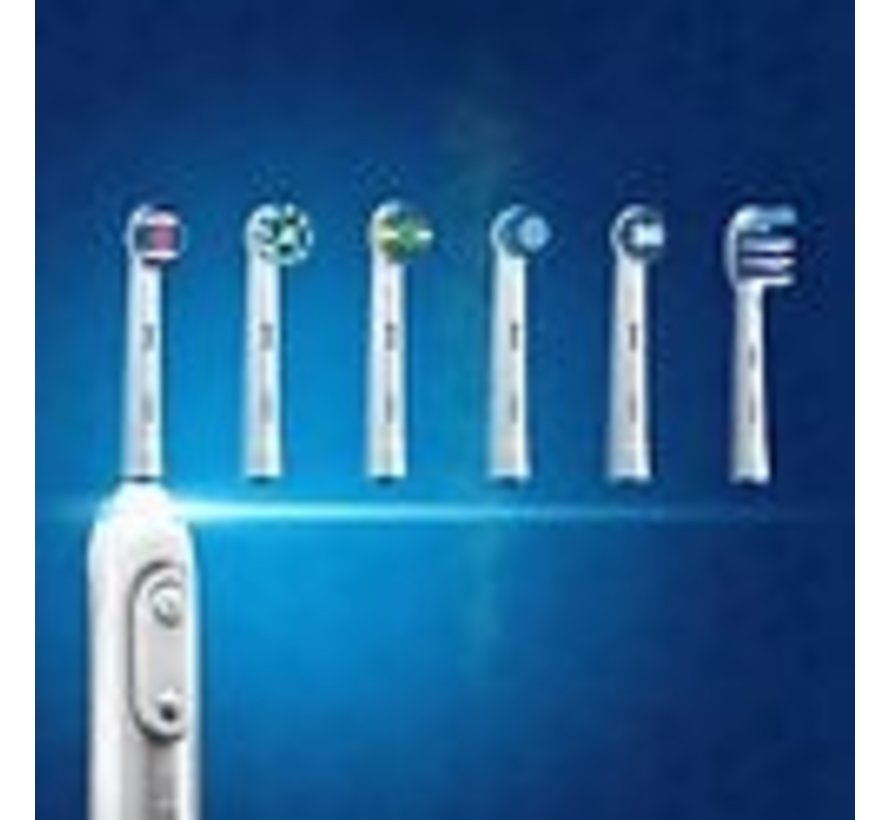 Oral-B 3D White - Opzetborstels - 4 stuks