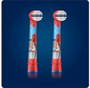 Oral B Oral B Oral B opzetborstels EB 10-2 kids assorti 2 stuks