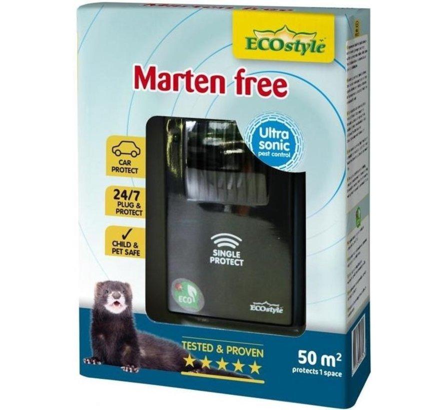 Ecostyle Marten Free 50 Battery - Ongediertebestrijding -