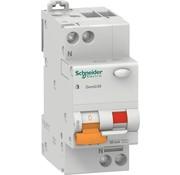 schneider electric Schneider Electric Domae aardlekautomaat 2p B 16A 30MA