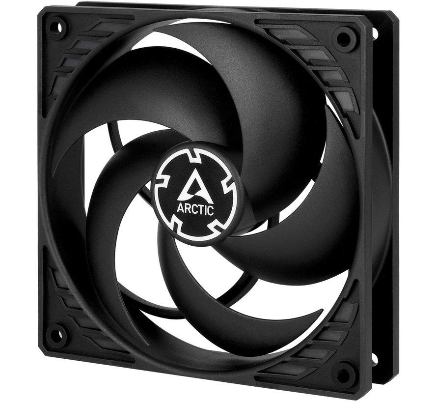 koeler ARCTIC 120*120*25 P12 PWM (black/black)