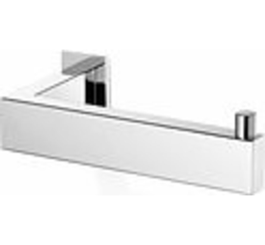 Zack LINEA toiletrolhouder B14.5xH4cm RVS