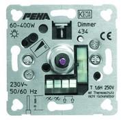 PEHA Peha Standard Inbouw Dimmer 230V gloei/halogeen 60-400 Watt