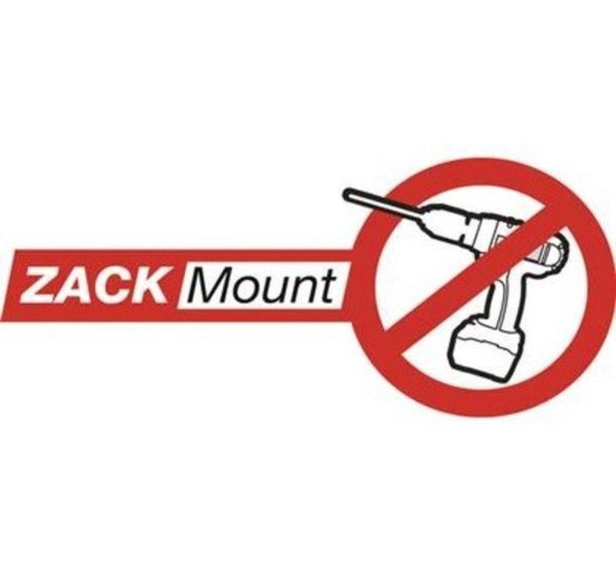 ZACK Manola - Zeepdispenser - Roestvrij Staal