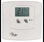Plieger Montreal Kamerthermostaat - digitaal 2AA- wit