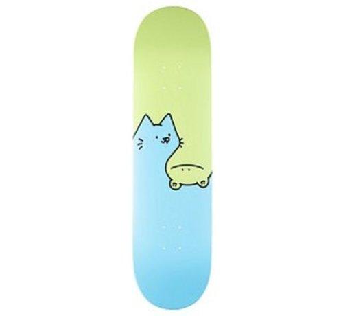 Leon Karssen Leon Karssen Double Deck Green/Blueer Skateboard Deck Green/Blue 8.0