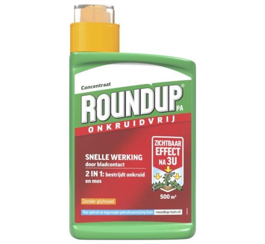 Round-Up Natural Concentraat - Zonder Glyfosaat - Onkruidbestrijding - 900 ml