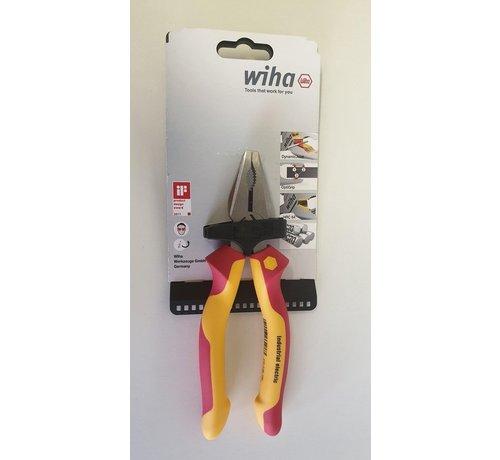 Wiha WIHA Industrial Electric Combinatietang Z 01 0 09 180mm in blister