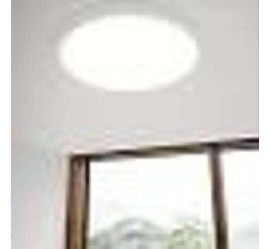 Nordlux Oja plafondlamp 4000K Ø24 Wit