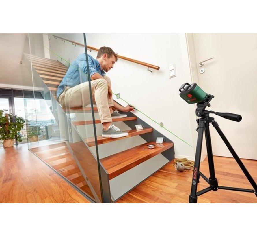 Bosch AdvancedLevel 360° Lijnlaser
