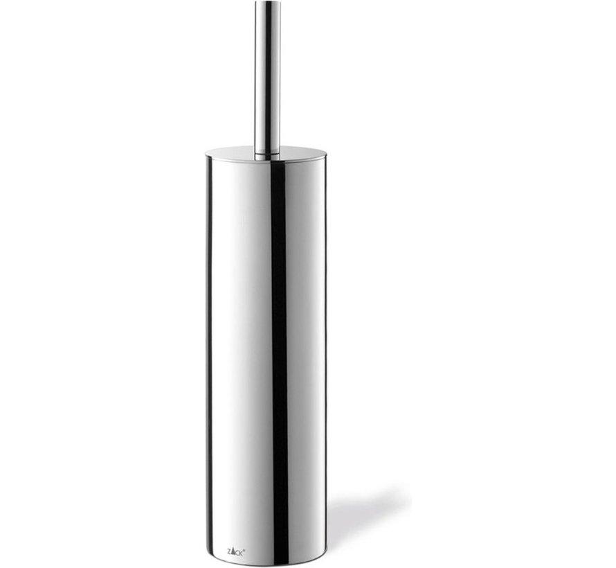 ZACK Tubo - Toiletborstel - Roestvrij Staal
