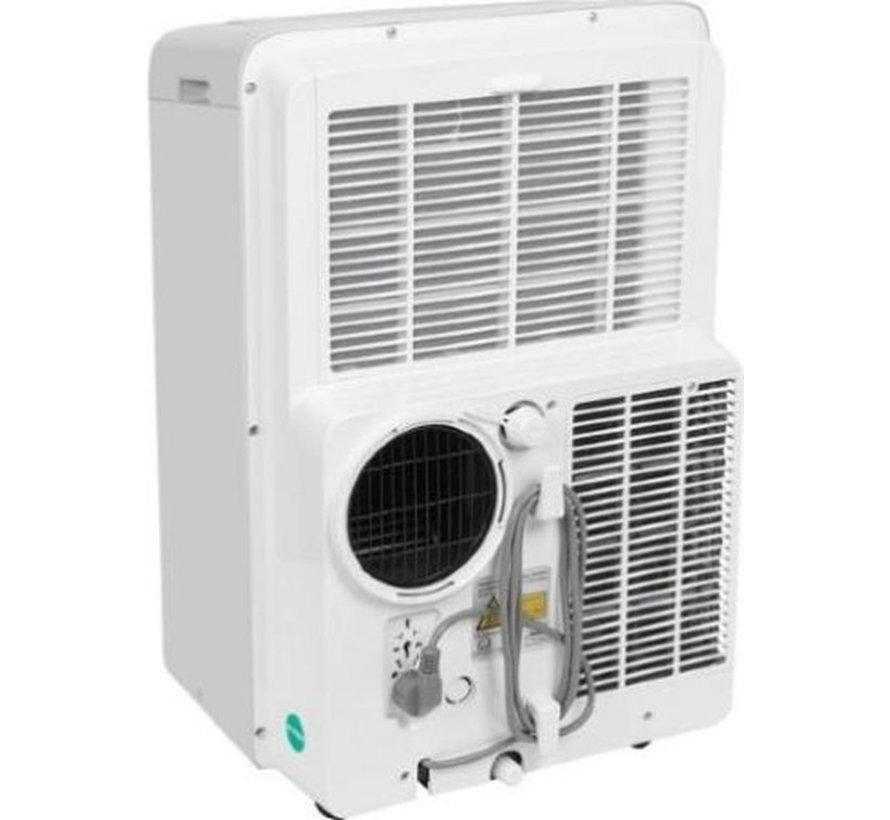 GUTFELS CM 61247 we 3-in-1 mobile airconditioner, wit