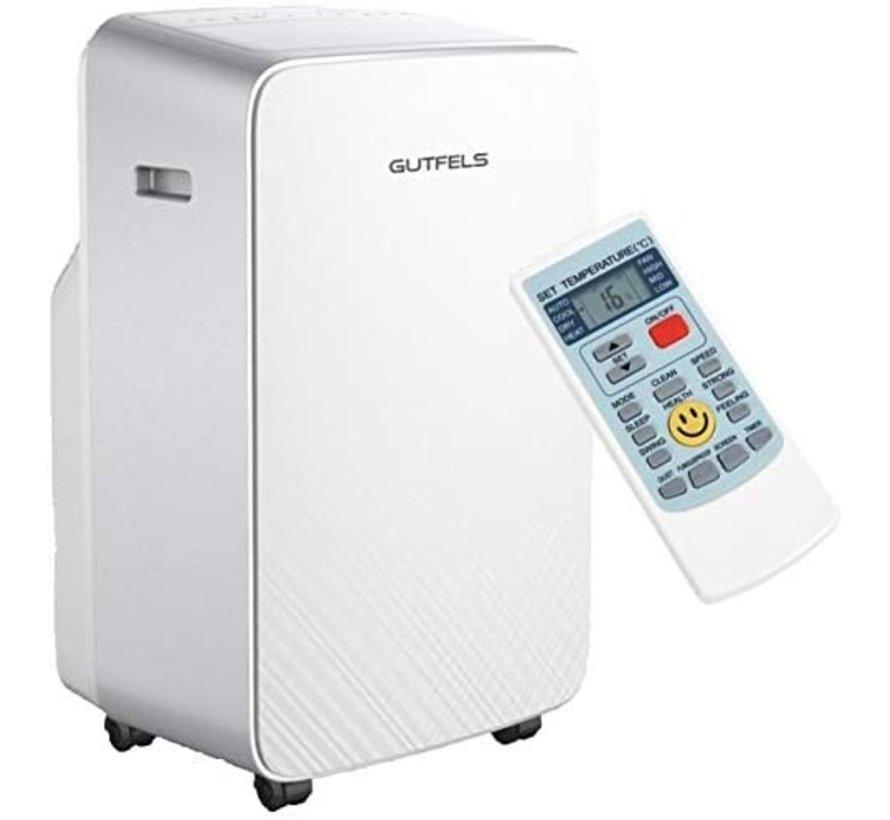Gutfels mobile airconditioner,CM 80948 WE 9000BTU 3-in-1  wit