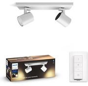 Philips Philips Hue - Runner 2x5.5W - White Ambiance Bluetooth