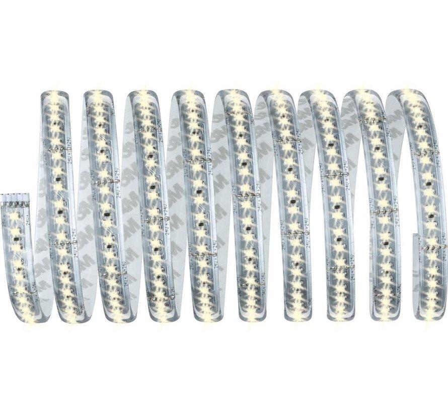 Function MaxLED 1000 basisset 3m warm wit 40W 230/24V 75VA zilver