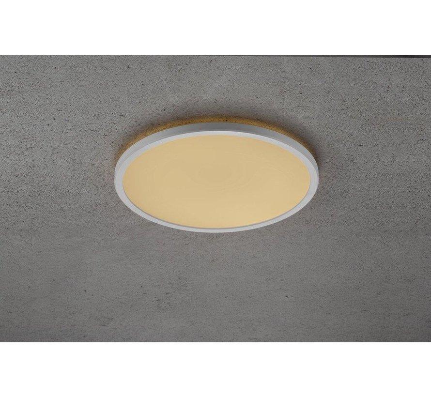 Nordlux Planura 47276001 LED-paneel 18 W N/A Wit