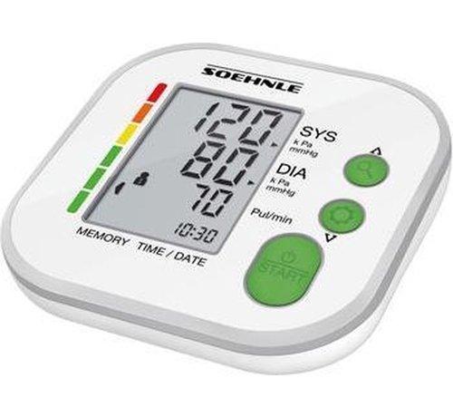 Soehnle Soehnle 68127 Systo Monitor 180 Bovenarm-Bloeddrukmeter Wit/Grijs