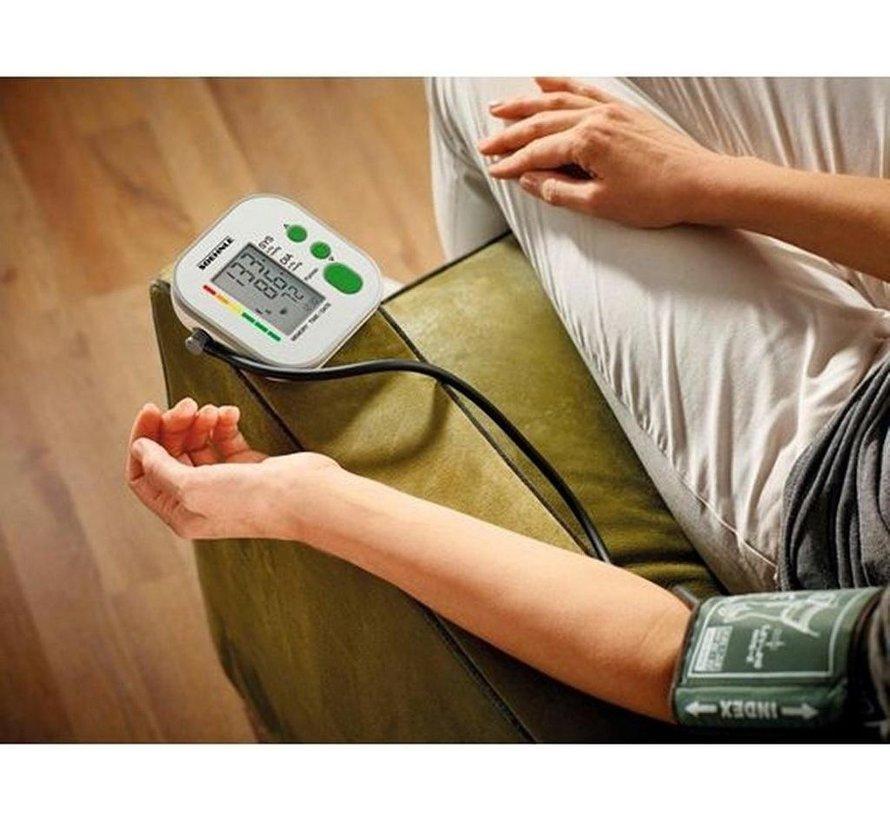 Soehnle 68127 Systo Monitor 180 Bovenarm-Bloeddrukmeter Wit/Grijs