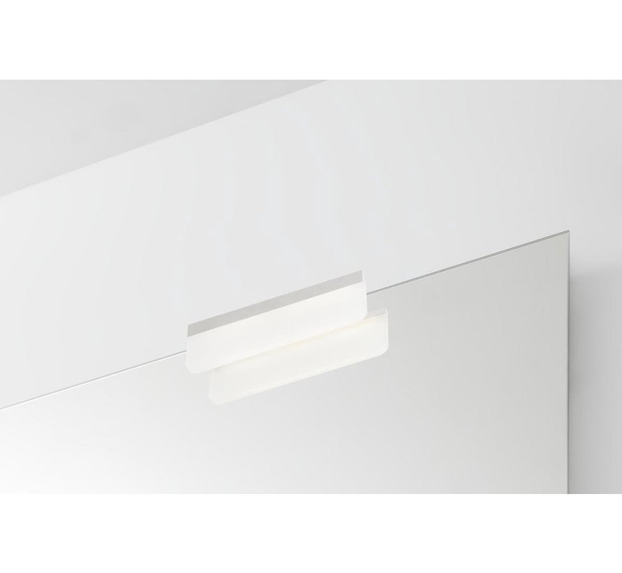 Tiger LED Spiegellamp Castalia 28 cm - 4100K - Chroom