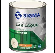 Sigma Sigma Lak Exterieur Hout Zijdeglans RAL 9001 750 ml