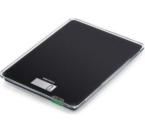 Soehnle Soehnle Keukenweegschaal Page Compact 100 - Tot 5 kg - Zwart
