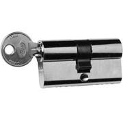 Nemef Nemef cilinder 91060 - Met 6 sleutels - In zichtverpakking - 2 cilinders in verpakking