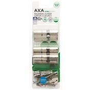 AXA AXA Dubbele veiligheidscilinder (3x) Comfort Security verlengd 30-45 - 3 stuks