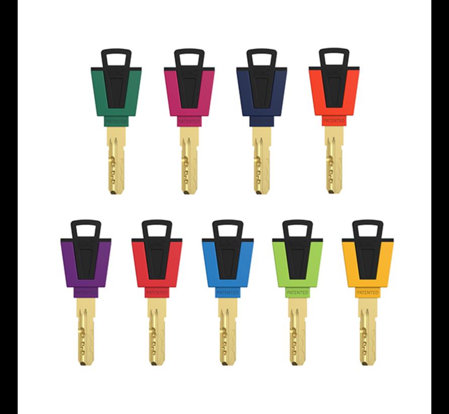 M&C Color+ cilinder en knopcilinder met kerntrekbeveiliging - SKG***