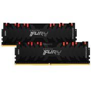 Kingston Kingston Technology 16 GB 3200MHz DDR4 CL16DIMM (Kit van 2x8GB) FURY RAM-geheugen