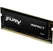 Kingston Kingston Fury 8GB SODIMM DDR4 2666 MHz