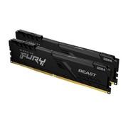 Kingston Kingston FURY Beast 16 GB (2x8 GB) 3200 MHz DDR4 CL16 Desktop Memory Kit van 2