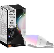Calex Calex Smart Lamp RGB + CCT - E14 - 5W - 470 Lumen - 2200 - 4000K
