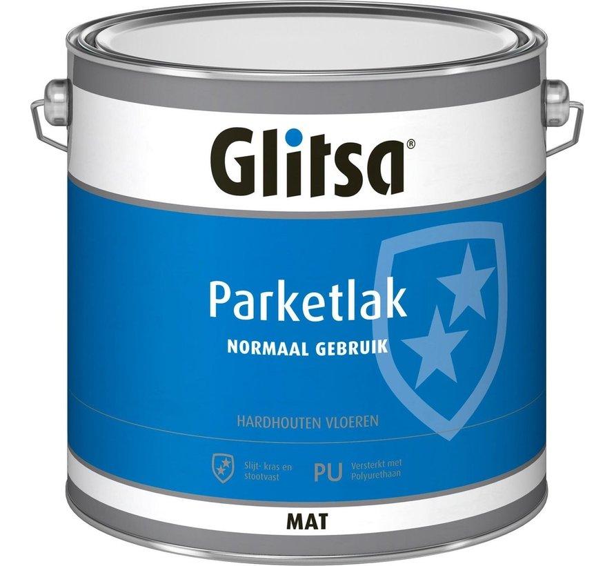 Glitsa Acryl Parketlak Mat 2.5 L